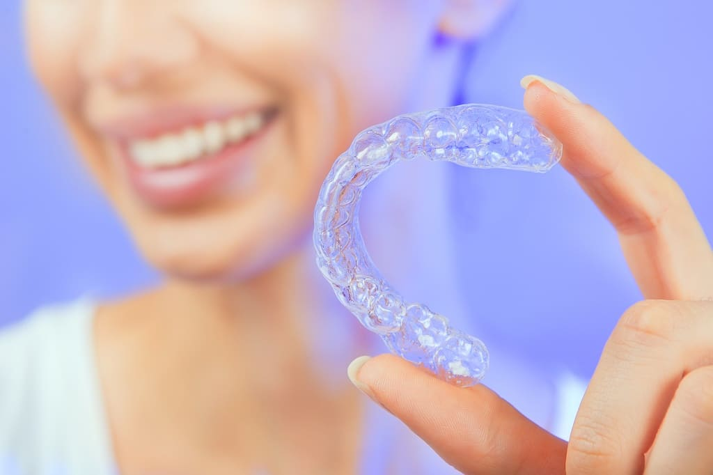 Invisalign Clear Aligners for Adults